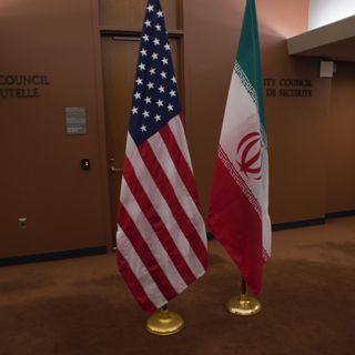 """U.S. """"open"""" to first direct talks with Iran since Trump left nuclear deal"""