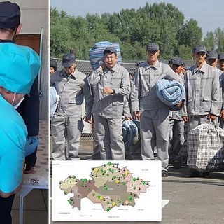 Kazakhstan will chemically castrate dozens of convicted paedophiles