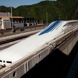 A maglev would be a speedy option over protected land. But research and wildlife might suffer.