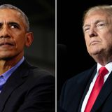 Obama congratulates MLB for 'taking a stand' against Georgia election law as Trump calls for boycott