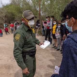 Texas Democratic sheriff slams Biden immigration policy, cost of placing migrants for county