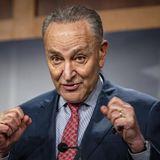 "Schumer: Senate Will ""Move Forward"" on Marijuana Legalization Regardless of Biden's Position"