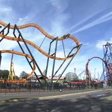 'Ready to ride?' Six Flags reopens roller coasters to general public