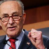 After New York legalizes marijuana, Schumer eyes federal reform