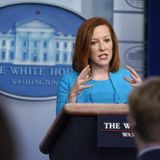 Peter Doocy Confronts Jen Psaki on Biden's Georgia Voting Law Lies, Her Answers Just Weren't Acceptable