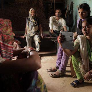 India's All-Female News Outlet Battles Sexism, Caste — And Hits The Silver Screen