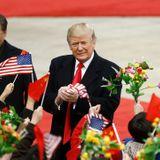Donald Trump's Debt to China