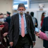 Citing his 'leverage,' Manchin says White House tax plan must change