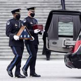 Media, Politicians Still Spreading the 'Big Lie' About Officer Sicknick - American Greatness