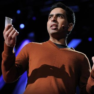 Sal Khan: Let's use video to reinvent education