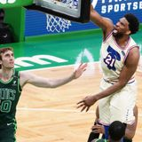 Joel Embiid, Sixers react to sweeping Celtics for first time since 2001