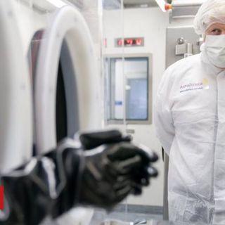Covid: Trust regulator on AstraZeneca vaccine safety, Boris Johnson says