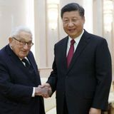 Kissinger's folly: The threat to world order is China