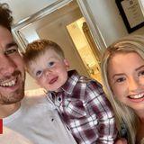 Sudden death: Partner's heartache after her fiancé died aged 31