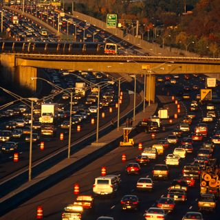 A Brief History Of How Racism Shaped Interstate Highways