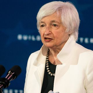 To Halt '30-Year Race to the Bottom,' Yellen Calls for Global Minimum Tax on Corporations