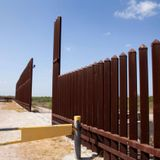 Biden's DHS Chief Says Border Wall Construction May Have to Restart to Fill Gaps - American Greatness