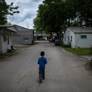 'Are you alone now?' After raid, immigrant families are separated in the American heartland