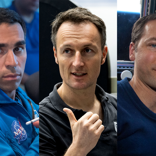 NASA, SpaceX target Oct. 23 for Crew-3 astronaut launch