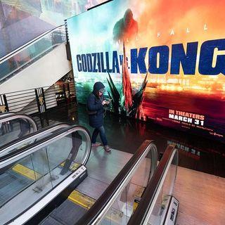 Box Office: Why 'Godzilla vs. Kong' May Be a Pandemic Anomaly