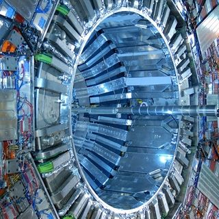 Results from the Large Hadron Collider Experiments Predict an Unknown Cosmic Force