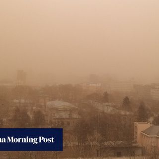 China offers Mongolia helping hand to fight sandstorm challenge