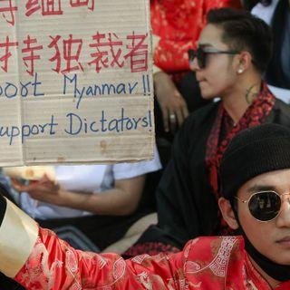 Myanmar actor arrested as junta hunts 120 celebrities - France 24