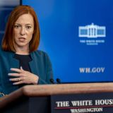 Jen Psaki Says Kamala Is 'Allowed a Snack' When Asked Why VP Is Visiting Chicago Bakeries and Not the Border