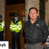 Myanmar Embassy in London 'seized' by military