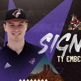 Coyotes Sign Emberson to Entry-Level Contract