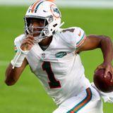 Byron Jones: Dolphins 'expect a big jump' from QB Tua Tagovailoa