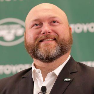 GM Joe Douglas: 'Fair' to say Jets will draft QB at No. 2; might have kept Sam Darnold if picking later