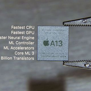 The A13 chip in Apple's cheapest iPhone SE beats the most expensive Androids