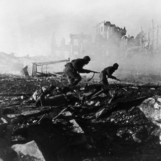 Nazi atrocities at Stalingrad revealed in declassified documents