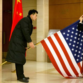 China to surpass U.S. economy, reclaim global power role by 2040: U.S. intel