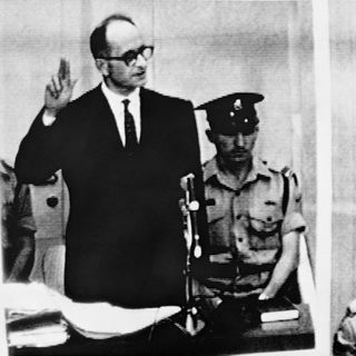 Evil on trial: 60th anniversary of Eichmann in the dock