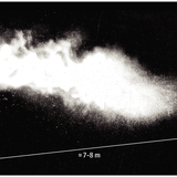 Turbulent Gas Clouds and Respiratory Pathogen Emissions