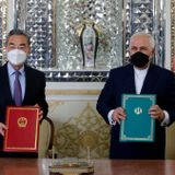 With Huge Iran Deal, China Hopes Deep Pockets Further Boost Influence In Middle East