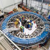 Strange muon behaviour hints at mysterious new particles and forces