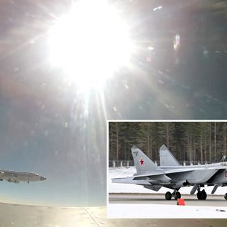 Russia claims to have intercepted US spy plane as tensions mount over Ukraine