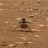 Watch NASA Mission Control as They Attempt First Helicopter Flight on Mars