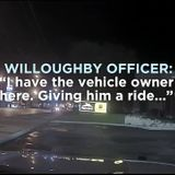 Willoughby police give ride to off-duty officer slumped behind wheel: I-Team