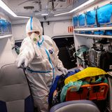 WHO says Covid pandemic is growing 'exponentially' at more than 4.4 million new cases a week