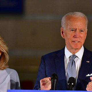 #DropOutBiden Trends, Fueled by Progressives and #MeToo Supporters
