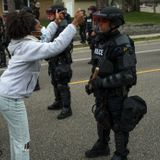 """Joe Biden says """"no justification"""" for looting, violence amid unrest over Daunte Wright shooting"""