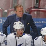 Lightning HC: Players won't 'even notice' empty arenas in heat of game