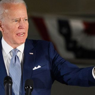 Biden accuser says mother called into 'Larry King Live' in 1993 for advice on alleged sexual assault