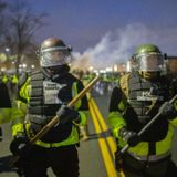 Brooklyn Center Police Use Tear Gas on Crowd 15 Minutes After Its Use Was Banned