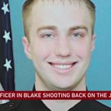Kenosha police officer who shot Jacob Blake returns from administrative leave