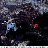 Fireball meteor burns up over South Florida
